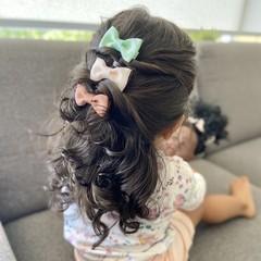 Your Little Miss Haarspeldje pecan