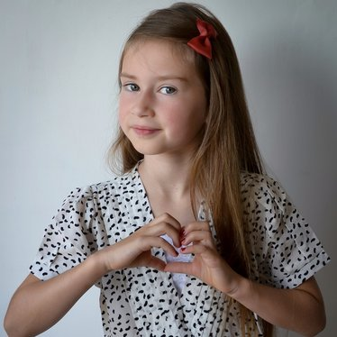 Your Little Miss Haarspeldje mandarin