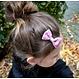 Your Little Miss Haarspeldje pink leopard