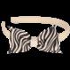 Your Little Miss Diadeem zebra