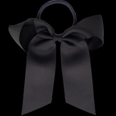 Your Little Miss Haarstrik met elastiek dark grey