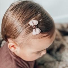 Your Little Miss Mini haarspeldje vanilla & sparkle