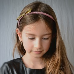 Your Little Miss Diadeem set met strik, ster & sparkle