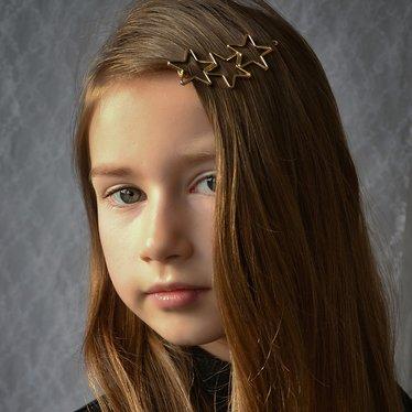 Your Little Miss Schuifspeldje stars gold