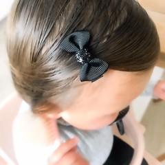 Your Little Miss Mini haarspeldje black & sparkle