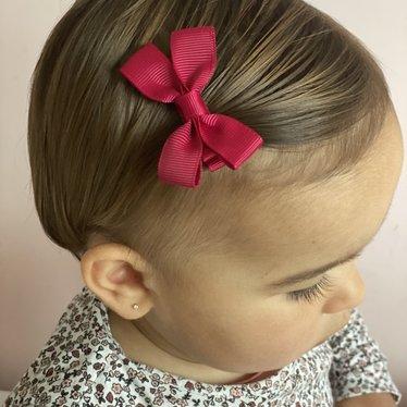 Your Little Miss Haarspeldje met strik medium beauty