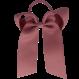Your Little Miss Haarstrik met elastiek rosy mauve