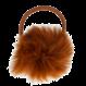 Your Little Miss Haarelastiek furry copper
