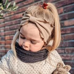 Your Little Miss Haarband voor meisjes fudge