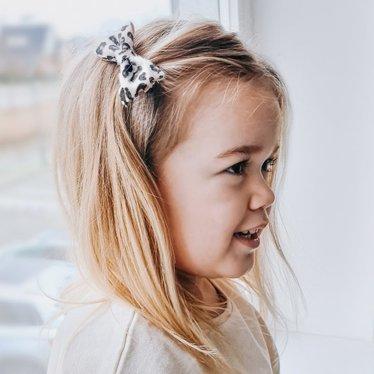 Your Little Miss Haarspeldje leopard fever