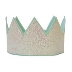 Global Affairs Glitter crown sparkle