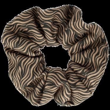Your Little Miss Medium scrunchie zebra
