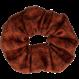 Your Little Miss Medium scrunchie tin flower