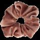 Your Little Miss Medium velvet scrunchie rosy mauve