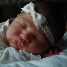 Schattige Newborn Baby Haarbandjes