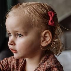 Your Little Miss Baby haarspeldje met strikje - beauty