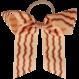 Your Little Miss Haarstrik met elastiek nude waves
