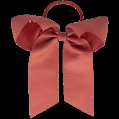 Your Little Miss Haarstrik met elastiek soft pink linnen