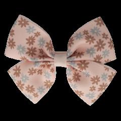 Your Little Miss Haarspeld met dubbele strik - big flower