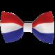 Your Little Miss Haarspeld Nederlandse vlag