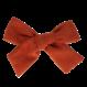 Your Little Miss Haarspeldje met strik medium rust linnen