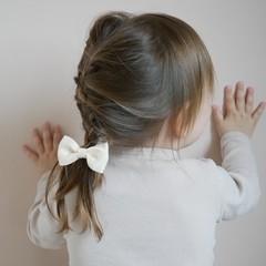 Your Little Miss Haarspeld met strik - nude