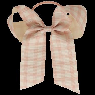 Your Little Miss Haarstrik met elastiek nude check