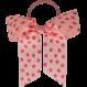 Your Little Miss Haarstrik met elastiek pink smiley