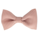 Your Little Miss Haarspeldje pink check