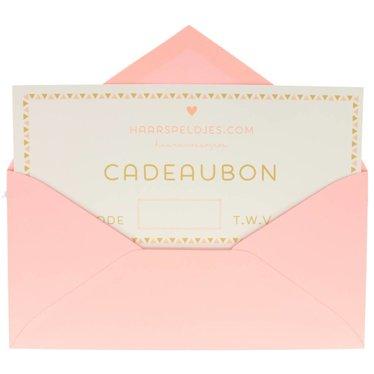 Haarspeldjes.com Cadeaubon