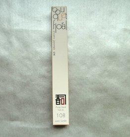 Awaji Island Koh-shi Japanse wierook Bloemboeket (rook) (108)