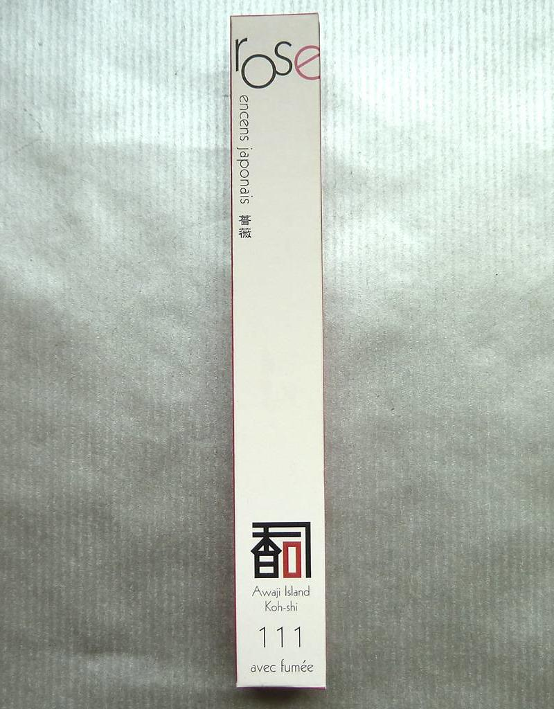 Awaji Island Koh-shi Japanse wierook Rose (111) (rook)