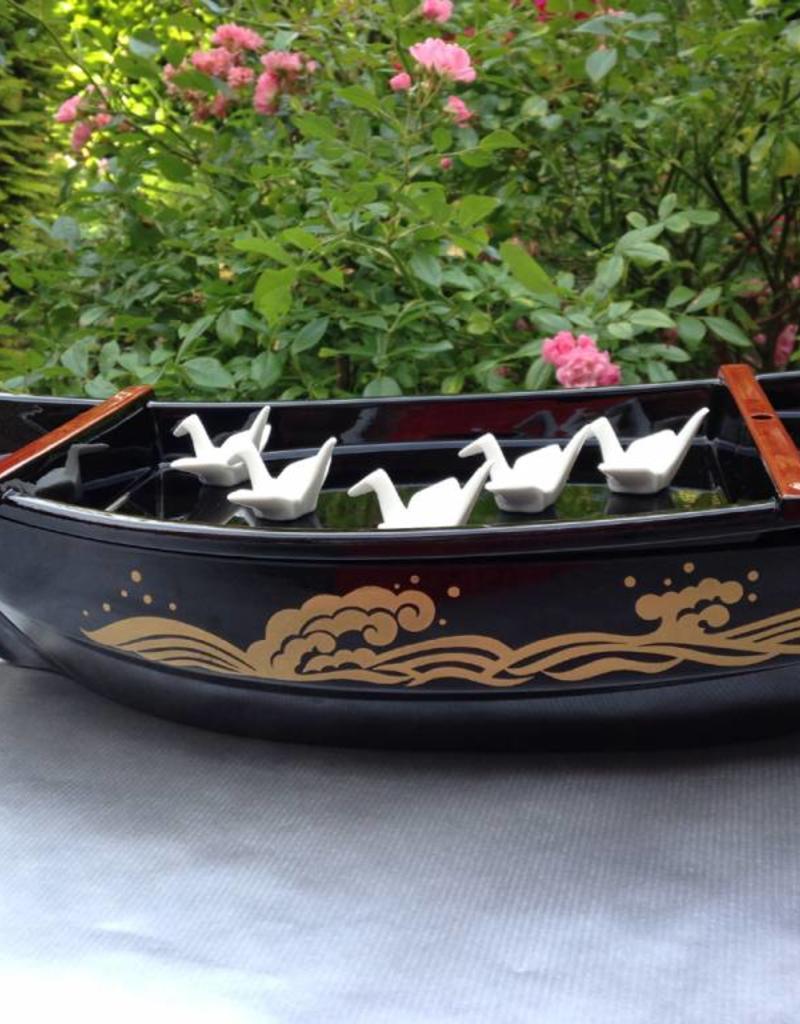 Grote Houten Boot.Luxe Grote Sushiboot Japans Servies En Japanse Cadeau S