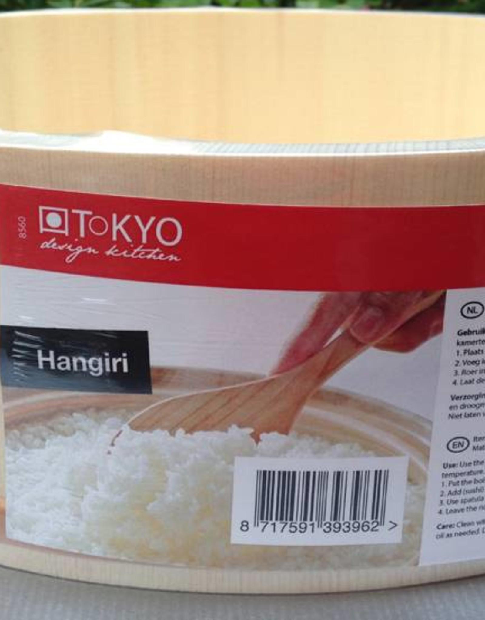 Tokyo Design Studio Hangiri