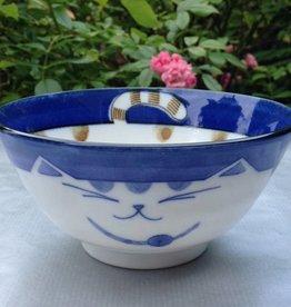 Tokyo Design Studio Japanese bowl of cat