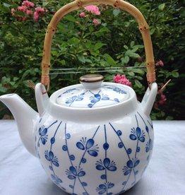 Tokyo Design Studio Japanese teapot sakura