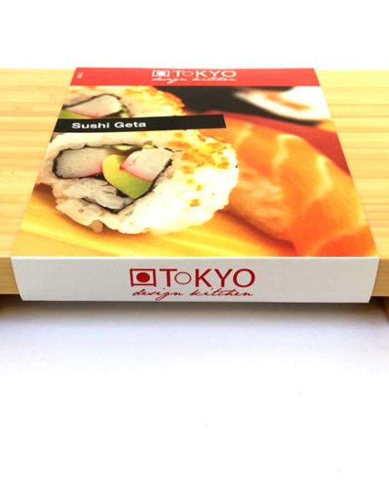 Tokyo Design Studio Bamboe sushi geta klein