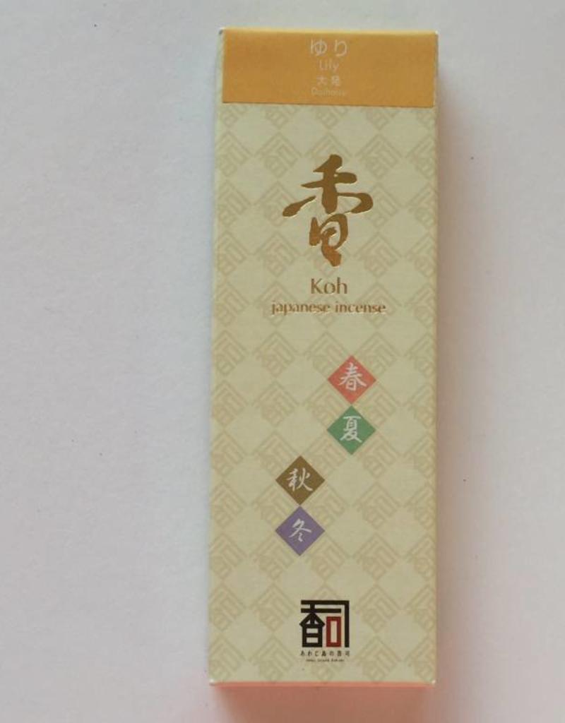 Awaji Island Koh-shi Japanse wierook Lily (112)