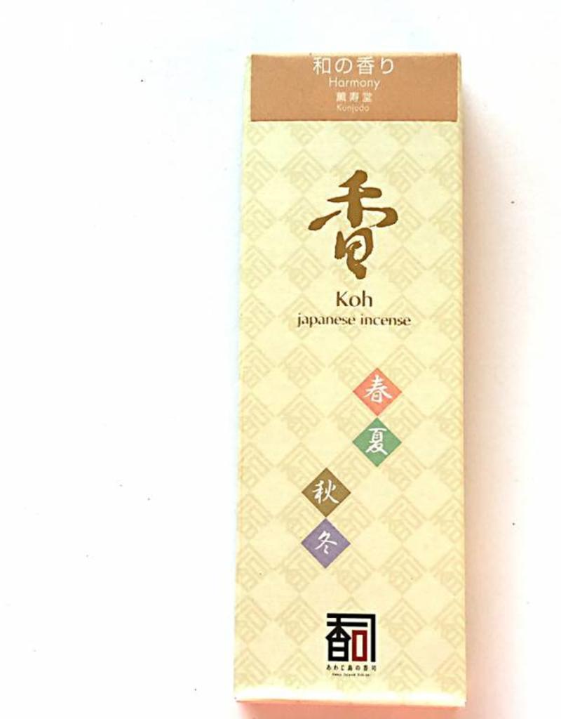 Awaji Island Koh-shi Japanse wierook Harmony (104)