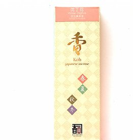 Awaji Island Koh-shi Japanese incense Winter Daphne (107)