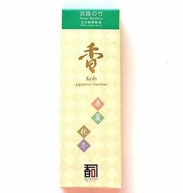 Awaji Island Koh-shi Japanse wierook Awaji bamboo (114)