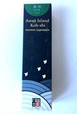 Awaji Island Koh-shi Japanse wierook Forest (Limited Smoke)(109)