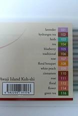 "Awaji Island Koh-shi Japanse wierook assorti ""The Finest Selection Series"""