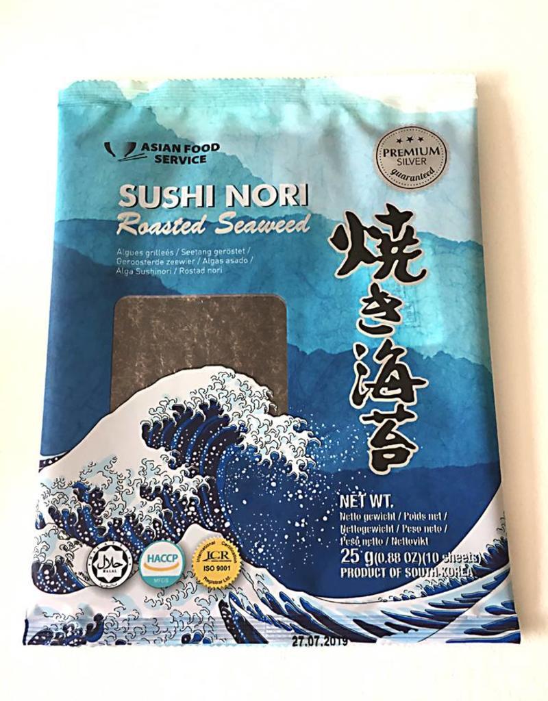 Suhi Nori (geroosterd zeewier)