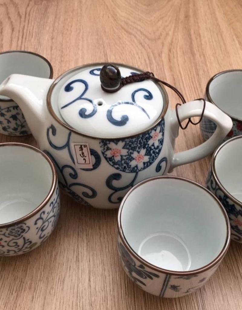 Tea service gift set