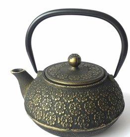Cast iron teapot Sakura