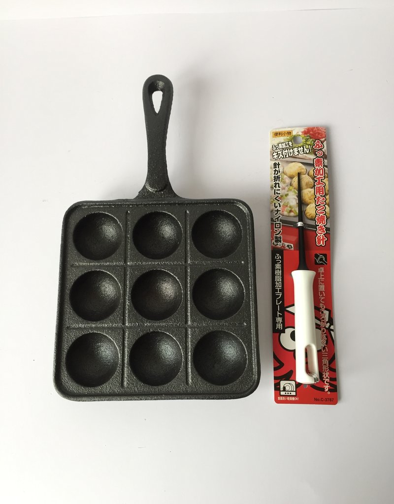 Takoyaki prikker