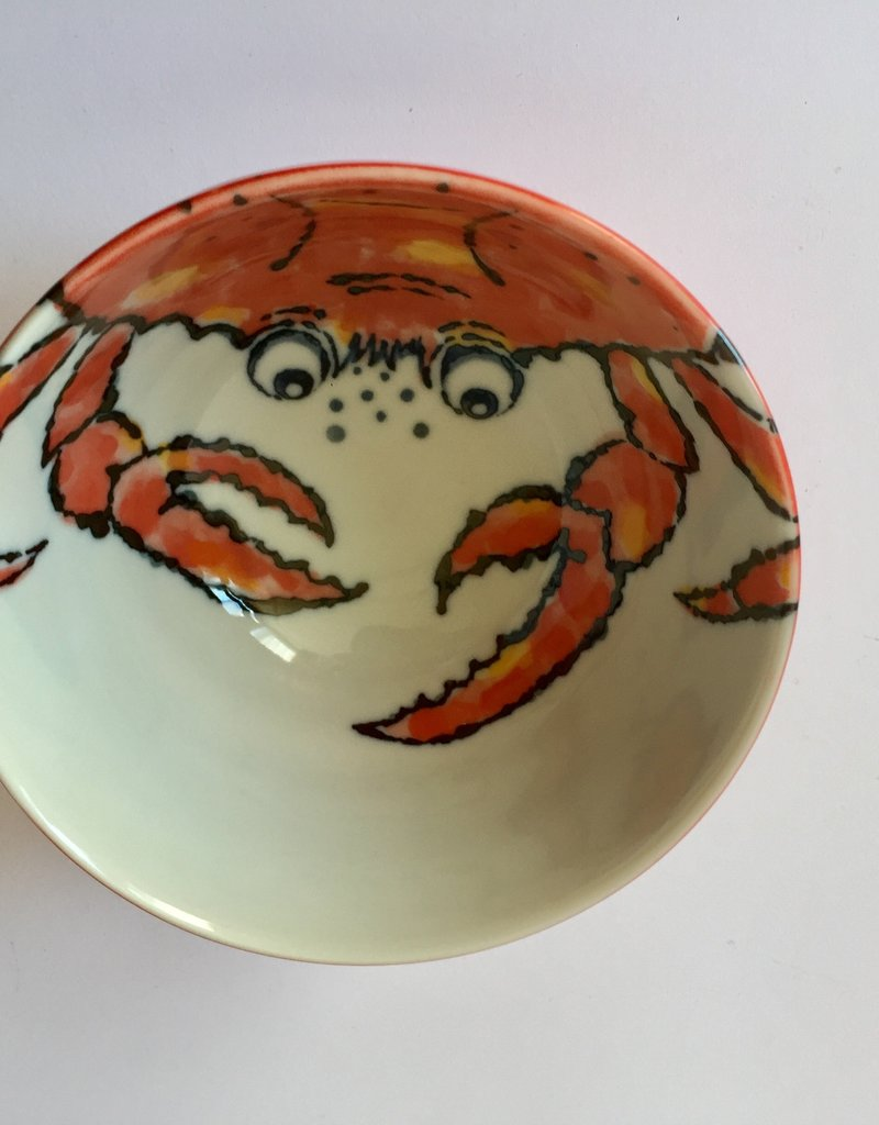 Tokyo Design Studio Noodles bowl with crab