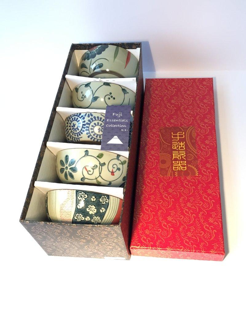 Fuji essentials collection Rijstkommen geschenkset (20077)