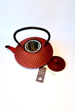 Fuji essentials collection Red cast iron teapot with knobs (1.20 l)